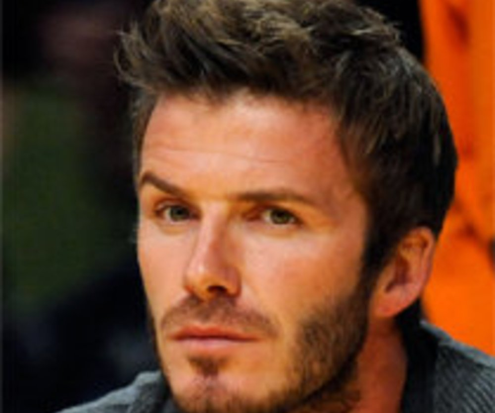David Beckham findet Tom Cruise attraktiv