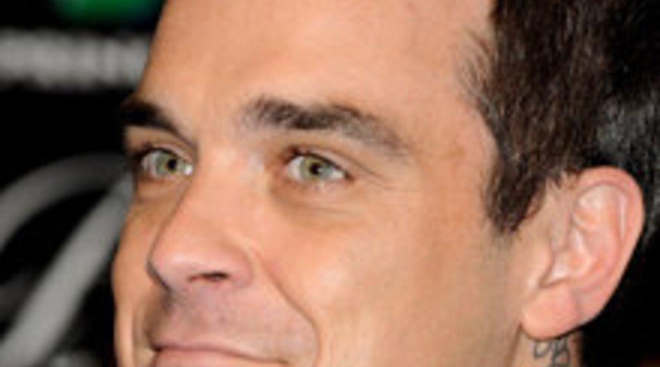 Robbie Williams: Der Frauenschwarm traut sich!
