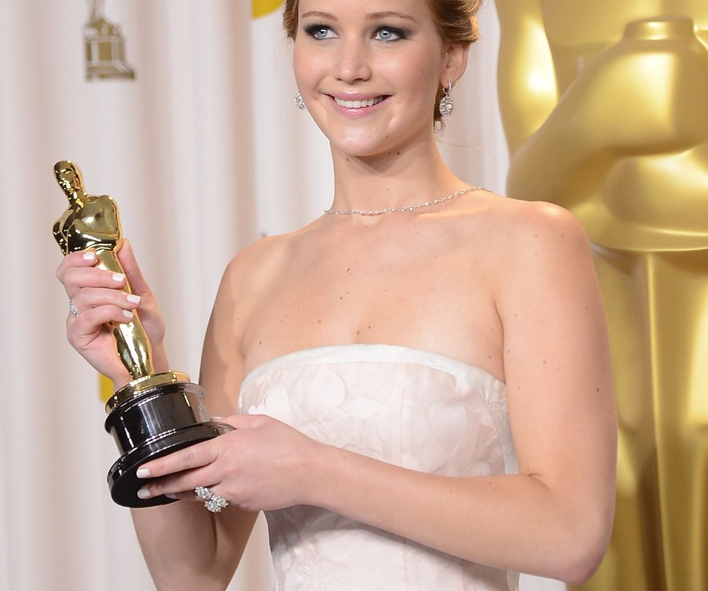 Jennifer Lawrence hat ihren Oscar verloren