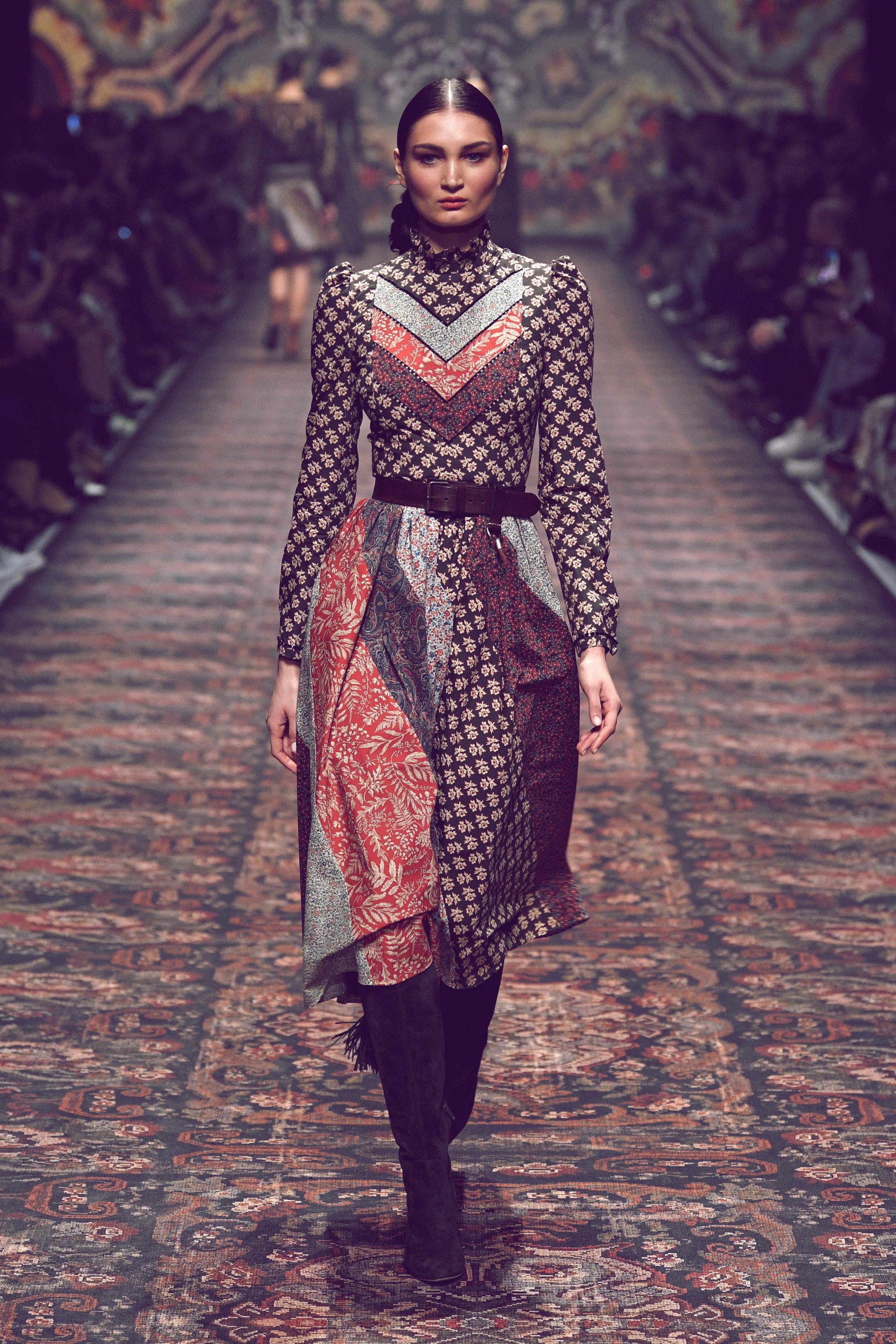 Lena Hoscheks Moderne Western Looks Fur Herbst Winter 20 21