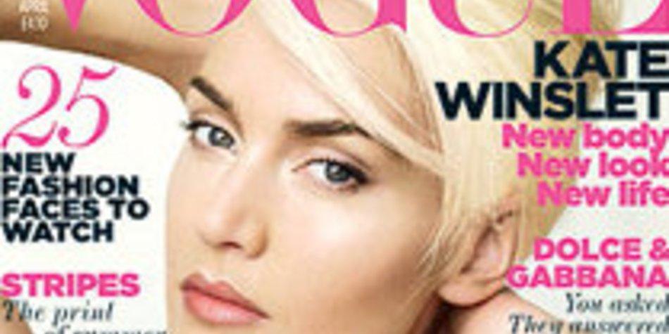Kate Winslet: Mit neuer Frisur auf der Vogue!