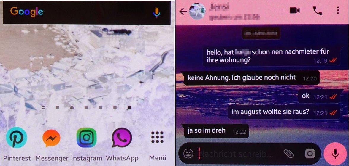 So Kannst Du Farben Design Von Whatsapp ändern Desiredde