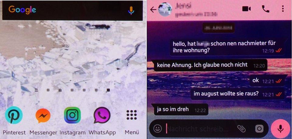 Nummer maedchen whatsapp WhatsApp Date