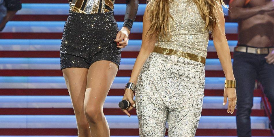 Jennifer Lopez: Doch kein Zickenzoff mit Taylor Swift?