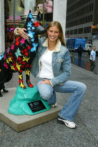 Heidi Klum hat designt