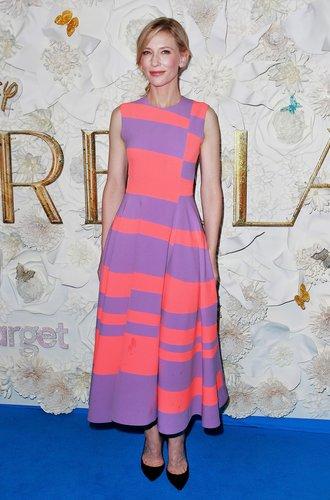 Cate Blanchett bei einer Filmpremiere