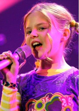 Holt sie die kleine Carlotta den Sieg beim Supertalent 2009?