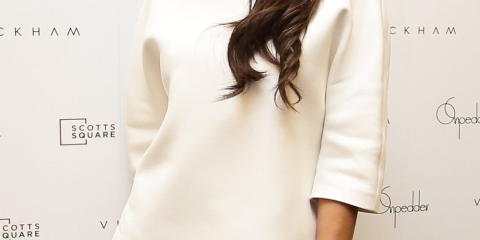 Victoria Beckham zeigt ihr 1. Date-Outfit