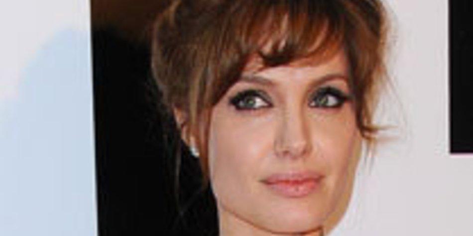 Angelina Jolie: Reise nach Bosnien