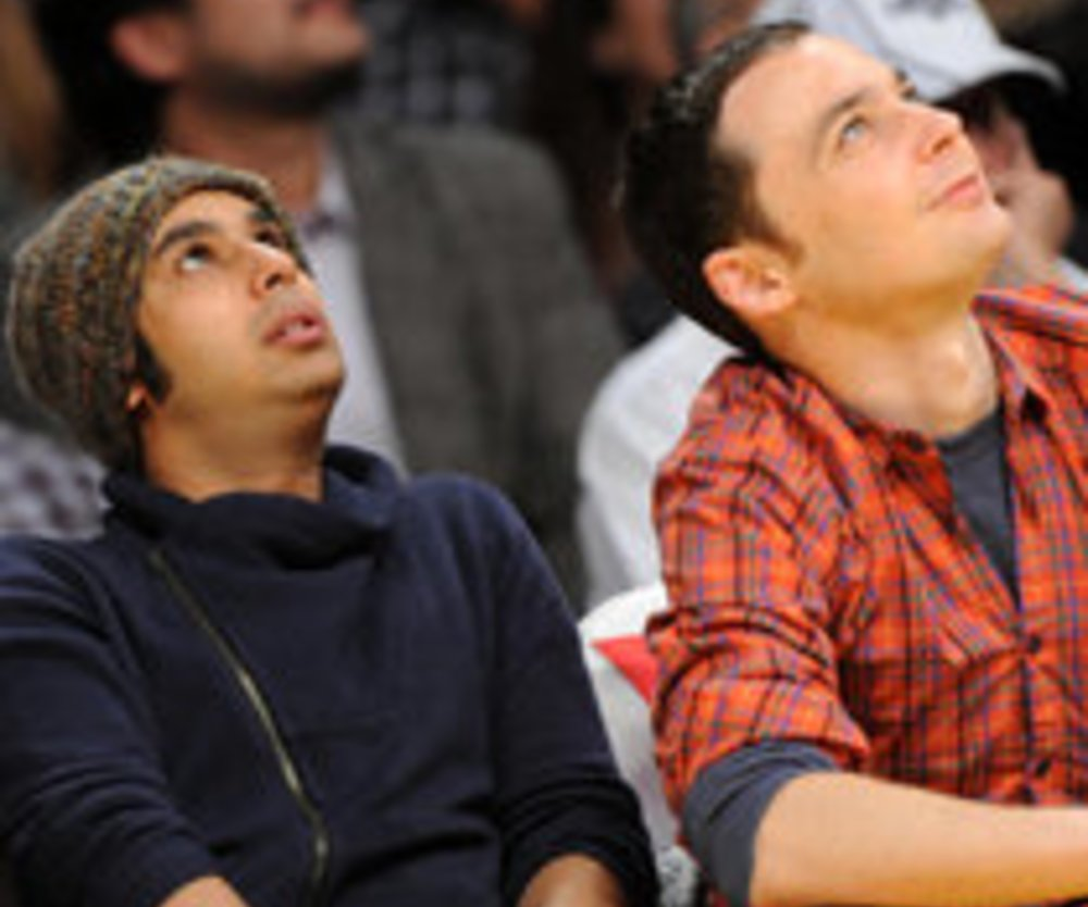 The Big Bang Theory – Sex oder Pralinen