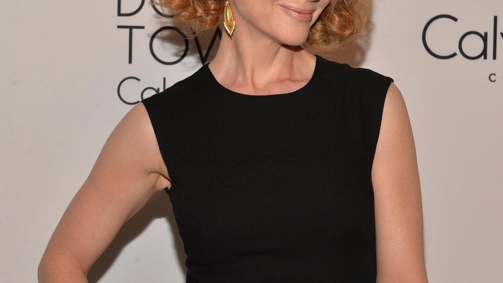 Nicole Kidman steht endlich zu ihren Locken