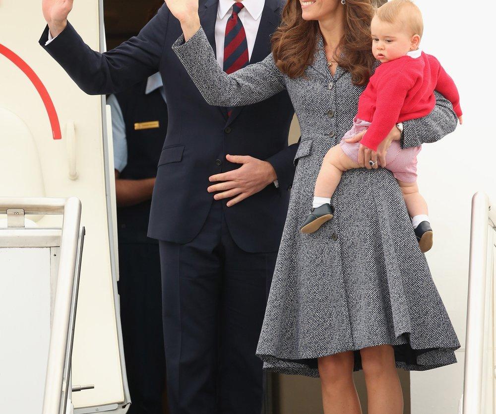 Kate Middleton und Prinz William feiern dritten Hochzeitstag