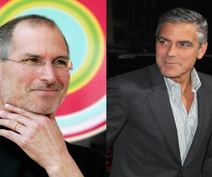 George Clooney als Steve Jobs?