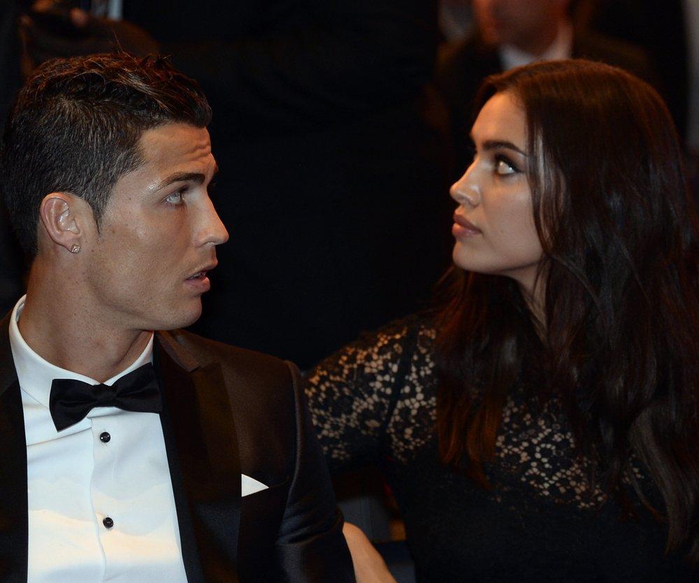Cristiano Ronaldo und Irina Shaky haben sich getrennt