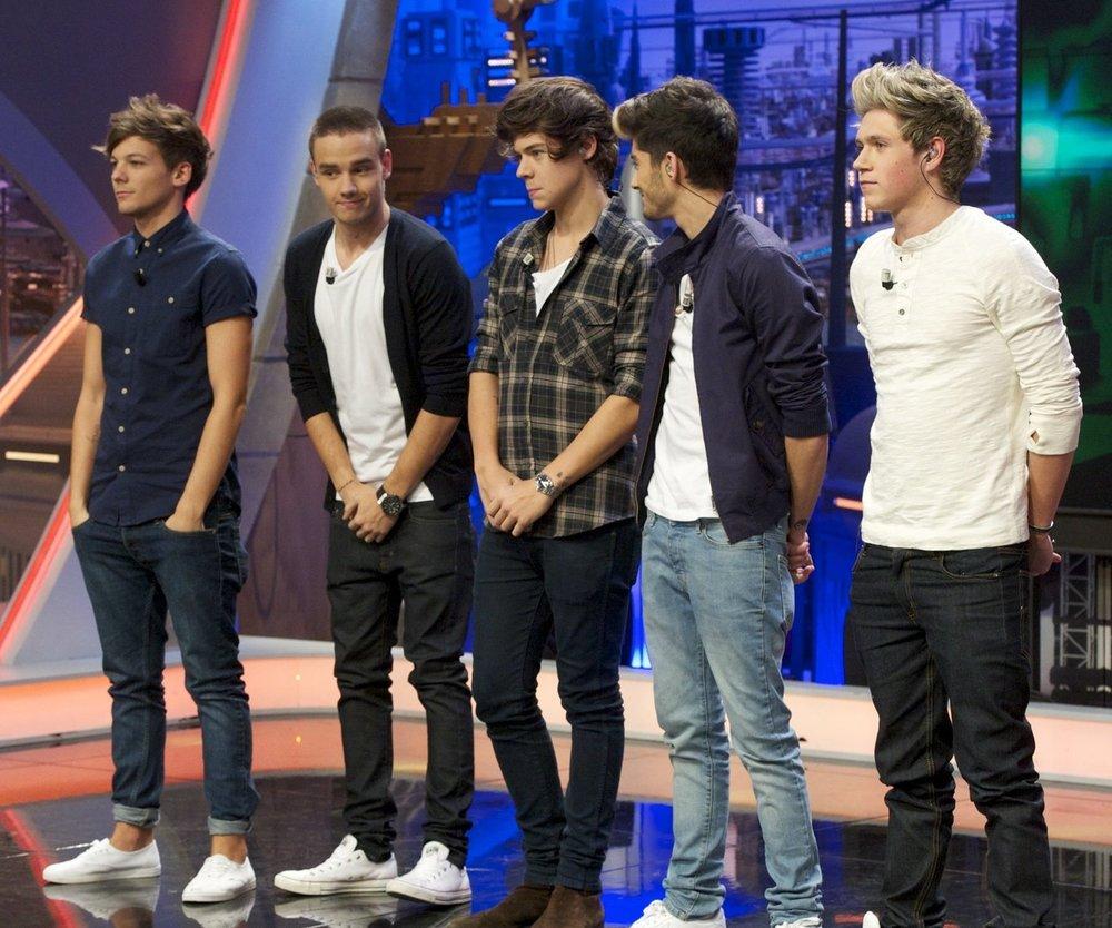 One Direction schaffen den Sprung ins Kino