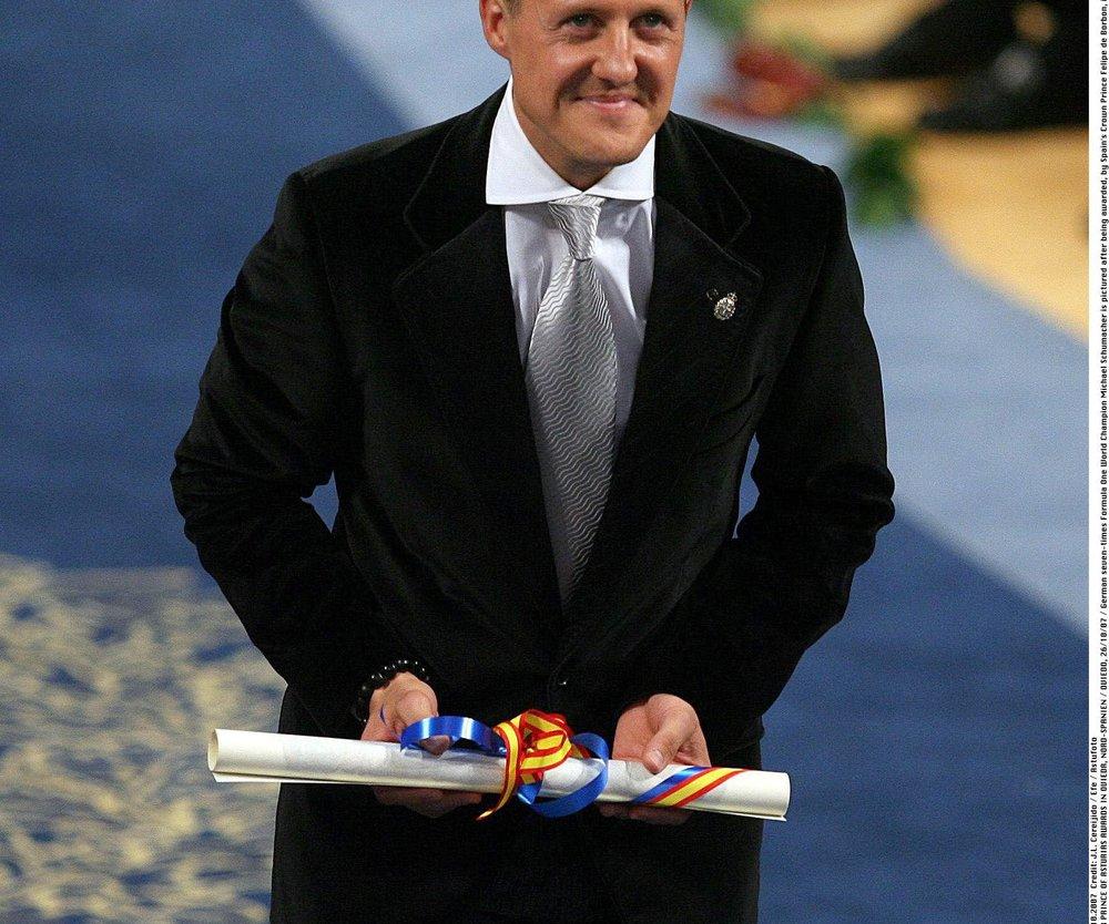 Michael Schumacher: Die Promis denken an ihn
