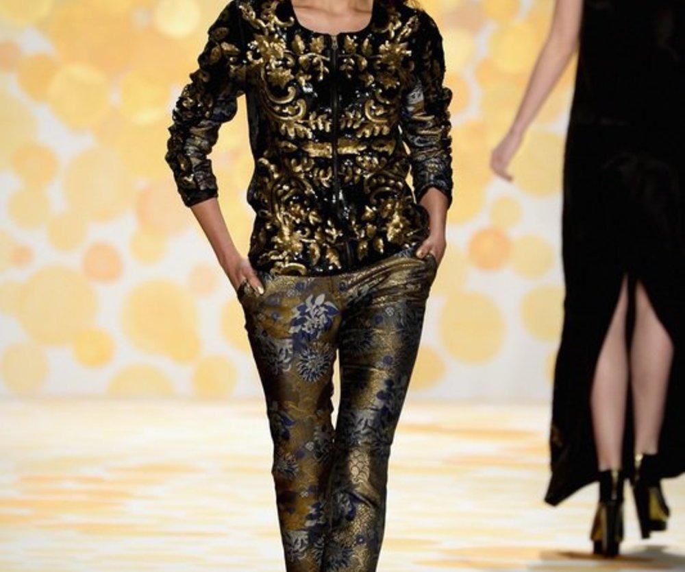 Desigual bei der New York Fashion Week F/W 14/15