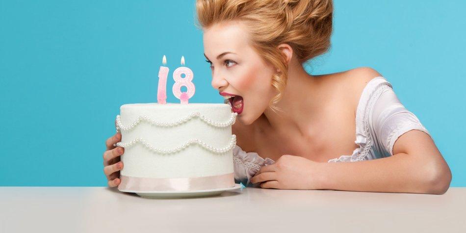 18 Geburtstag Feiern Die Checkliste Zur Party Desired De