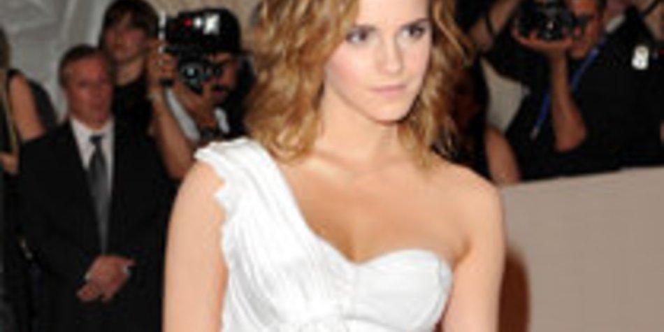 Emma Watson steht auf Öko