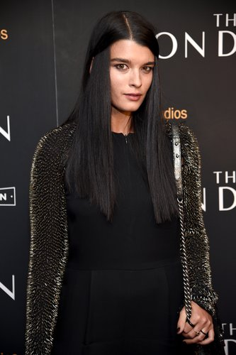Crystal Renn: Schlichte Eleganz