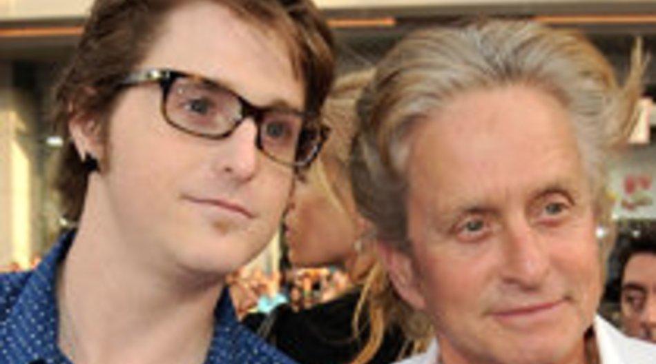 Michael Douglas' Sohn Cameron wurde verhaftet
