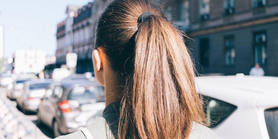 Frisuren Haare kaputt