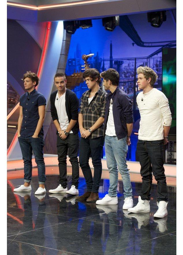 One Direction drehen einen Film