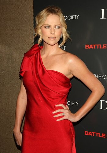 Trapped-Schauspielerin Charlize Theron