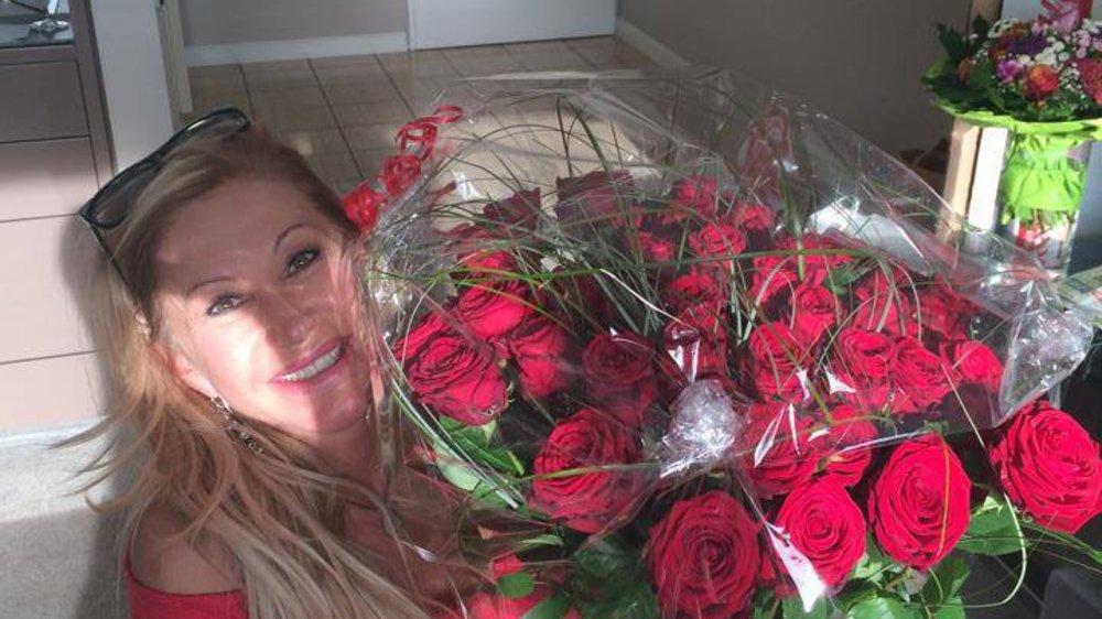 Die Geissens: Robert schenkt seiner Carmen 49 rote Rosen