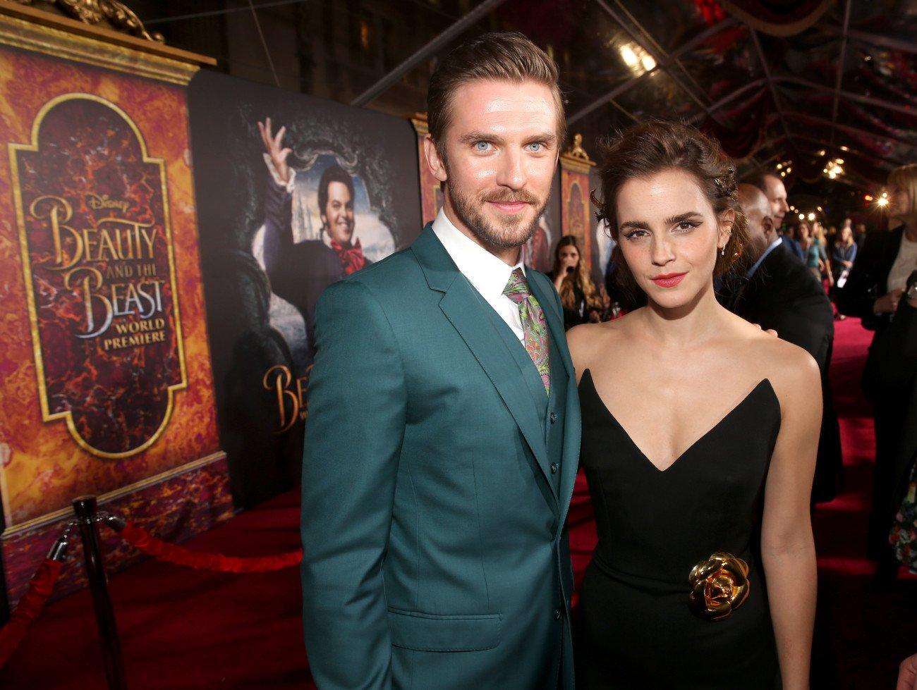 Die Schöne und das Biest 2017 Emma Watson Dan Stevens