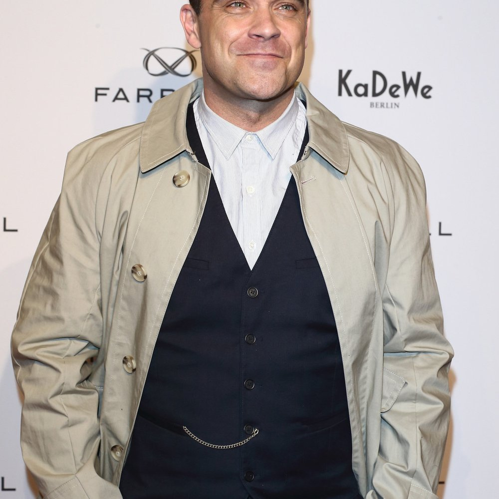 Robbie Williams: Duett mit Psy?