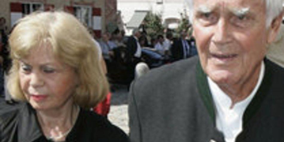 Blacky Fuchsberger: Thomas wurde heute beerdigt