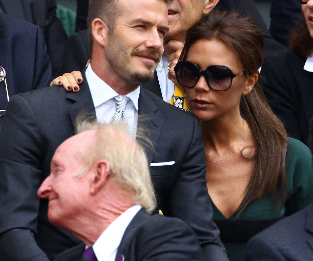 David Beckham und Victoria wollen ein Olympia-Baby