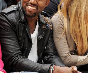 Kanye West bei der Fashion Week