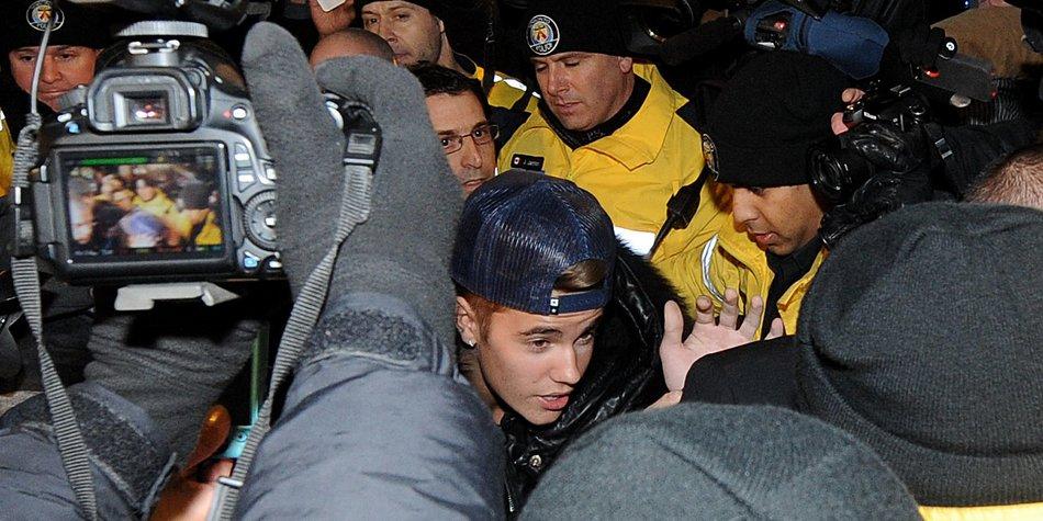 Justin Bieber stand doch unter dem Einfluss von Drogen