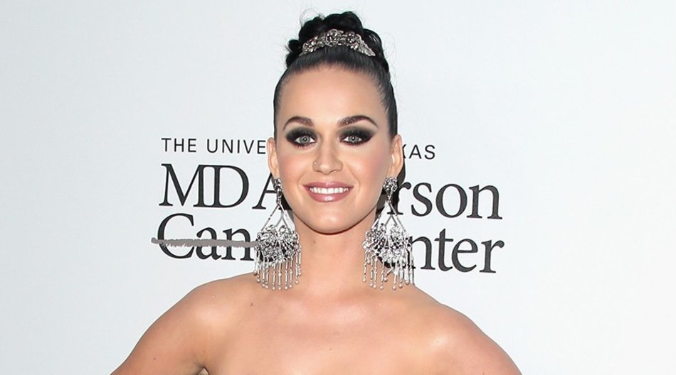 LOS ANGELES, CA - APRIL 13: Recording artist Katy Perry attends the launch of the Parker Institute for Cancer Immunotherapy, an unprecedented collaboration between the country's leading immunologists and cancer centers on April 13, 2016 in Los Angeles, California. (Photo by Jesse Grant/Getty Images)