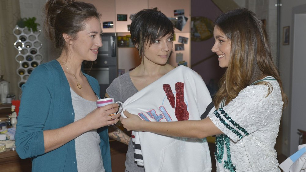 GZSZ: Fashion-Comeback für Jasmin