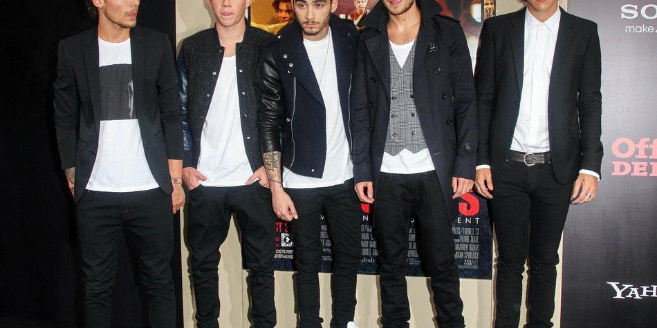 One Direction: So erfolgreich wie nie zuvor