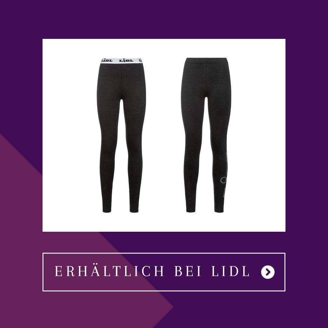 Lidl Fashion Kollektion Leggings