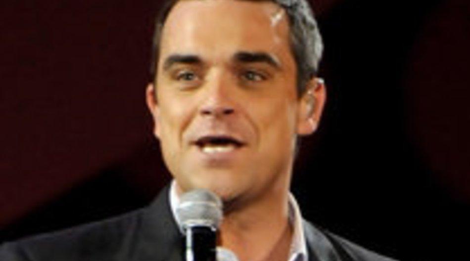 Robbie Williams: Doppel-Platin für neues Album