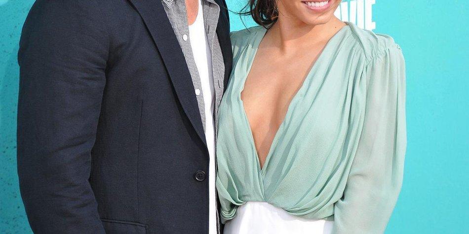 Channing Tatum steht auf seine schwangere Frau