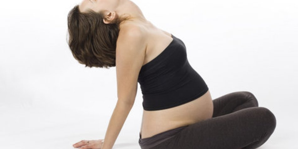 Kurzatmigkeit in der Schwangerschaft