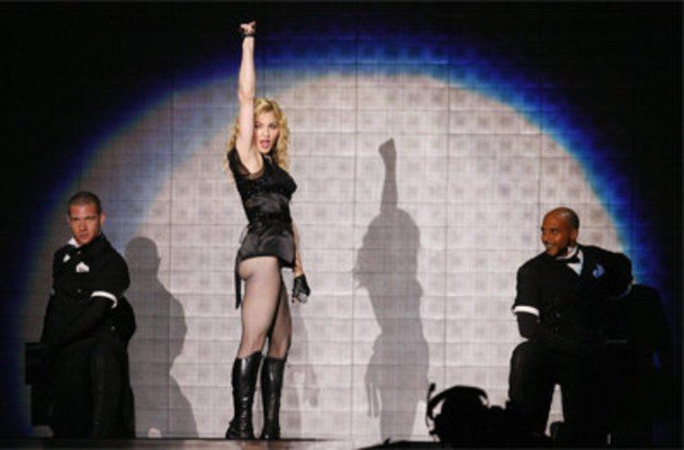 Madonna ist Modeexpertin
