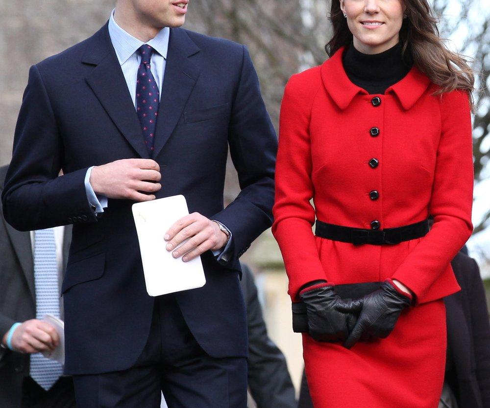 Kate Middleton: Prinz William spielt ihren Chauffeur