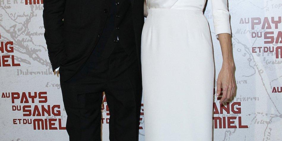 Brad Pitt und Angelina Jolie: Gibt es bald eine heimliche Hochzeit?