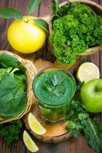 Abnehmen mit grünen Smoothies