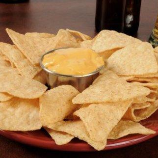 Käsedip für Nachos