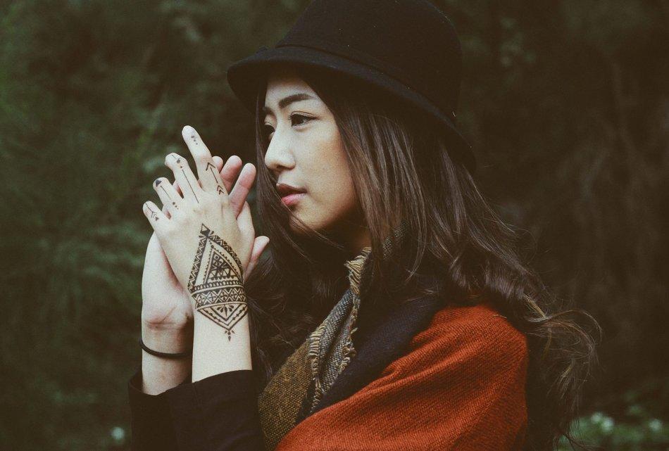 Armband-Tattoo