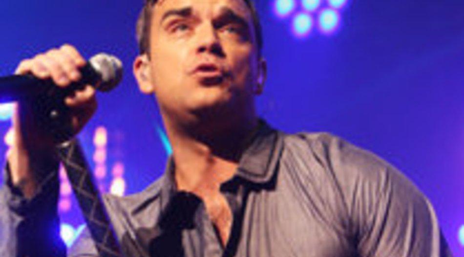 Robbie Williams: Konzert in Berlin
