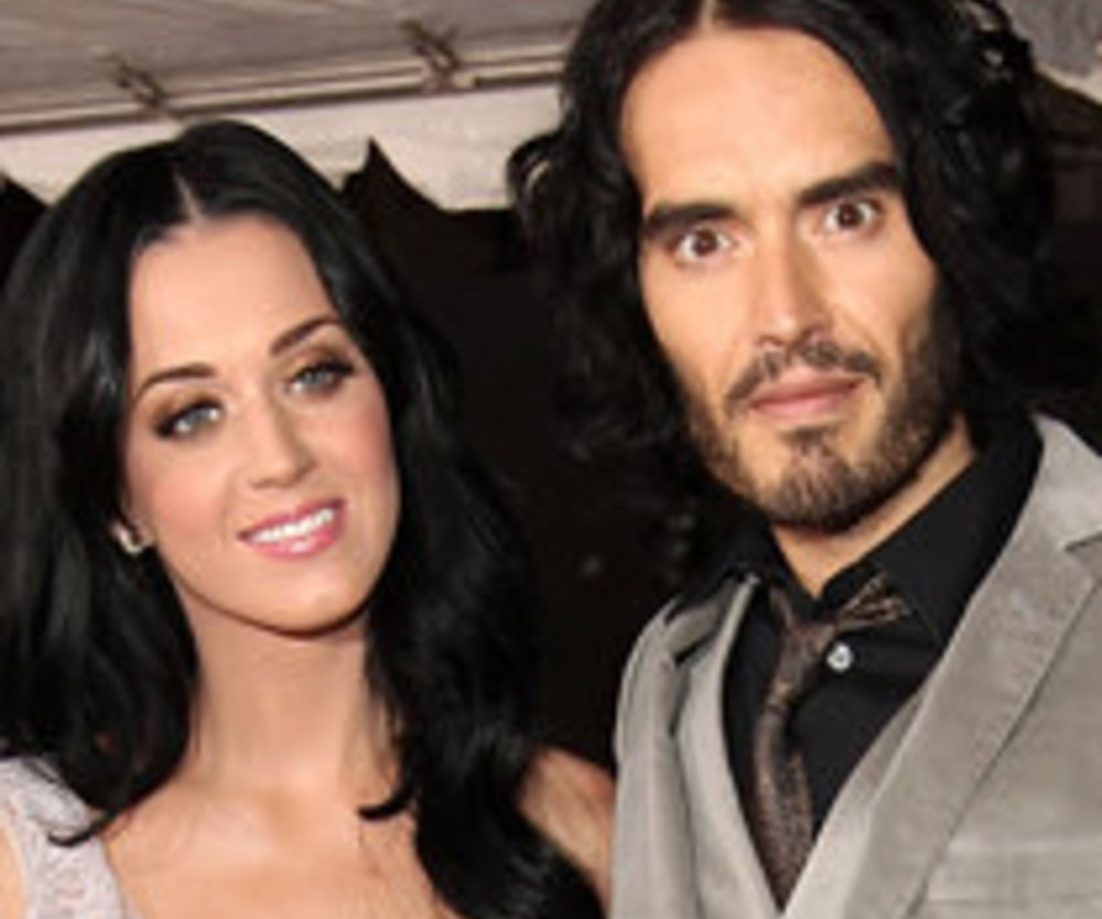 Katy Perry: Russell Brand sucht ihre Outfits aus